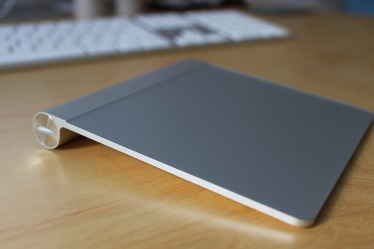 Review: Das Apple Magic Trackpad im Test