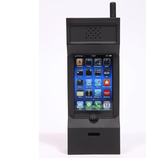80er Jahre iPhone Hülle