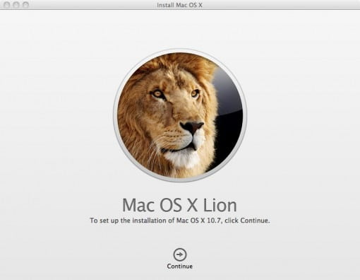 Mac OS X Lion Download erste Review