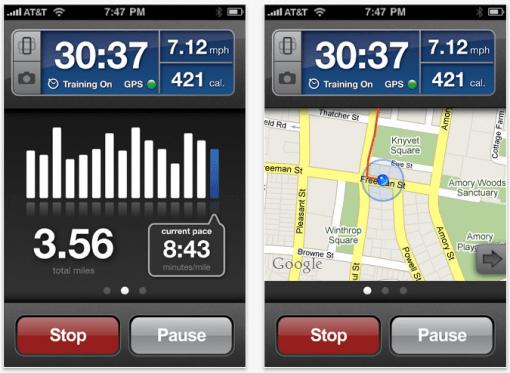 Gratis App: RunKeeper
