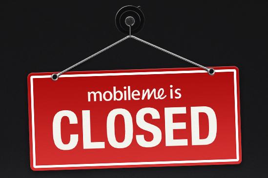 MobileMe endgültig abgeschaltet – Datenübertragung noch möglich