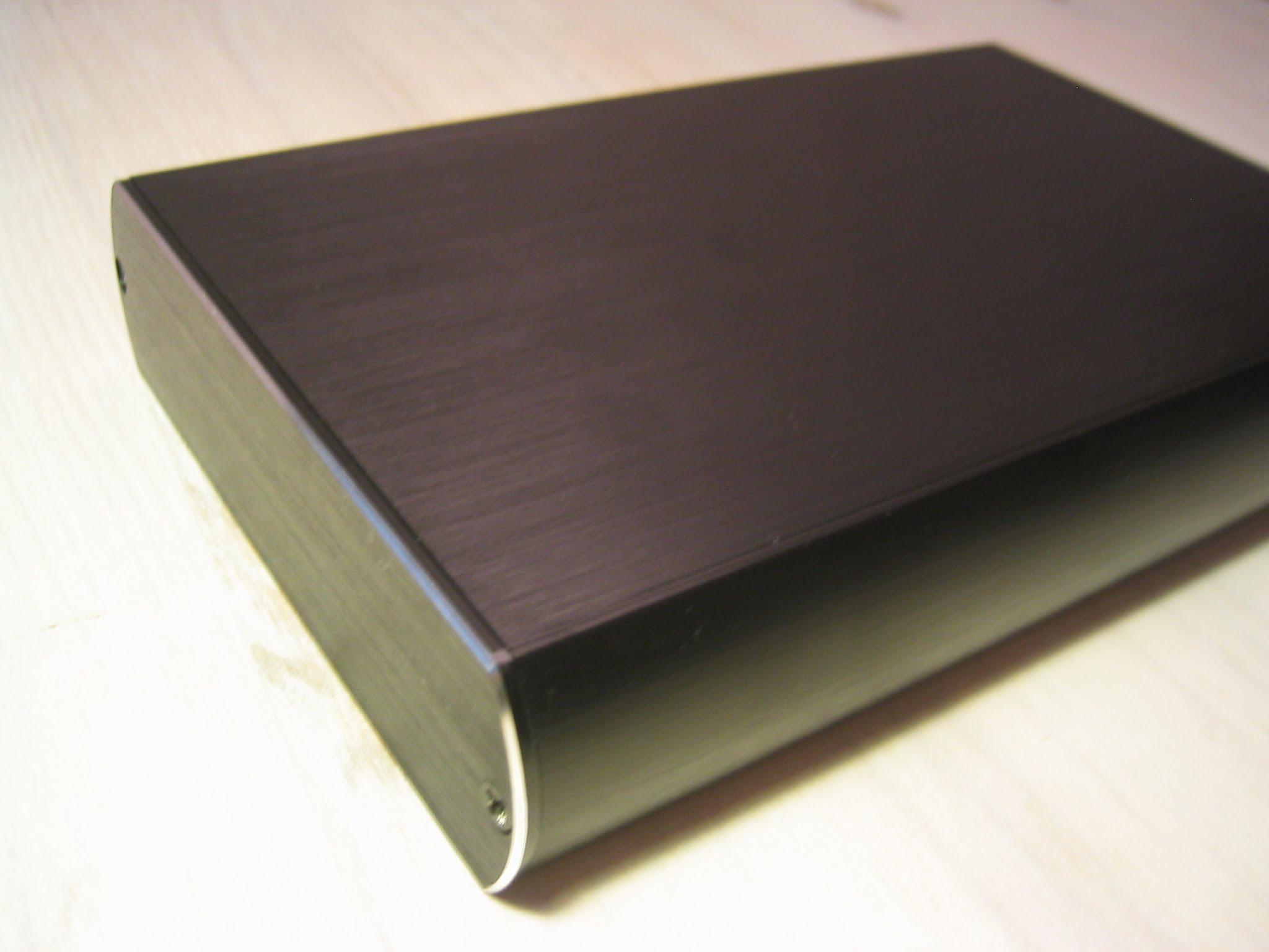 Review: CSL USB 3.0 Gehäuse für 3,5 Zoll SATA Festplatte
