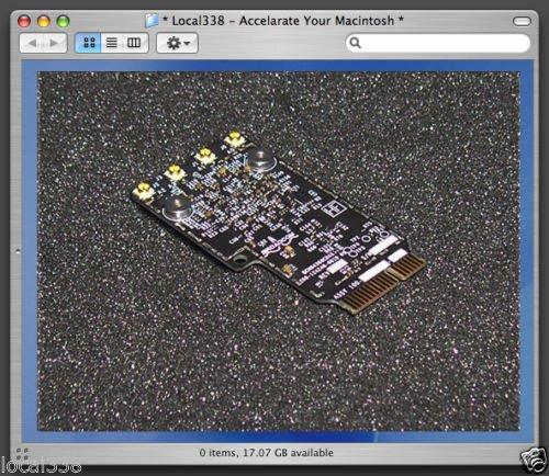 Mac Pro aufrüsten mit ac WLAN, Bluetooth 4.0 und m.2 SSD RAID Adapter