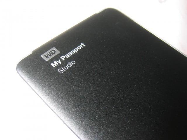 Western Digital My Passport Studio Firewire Gehäuse
