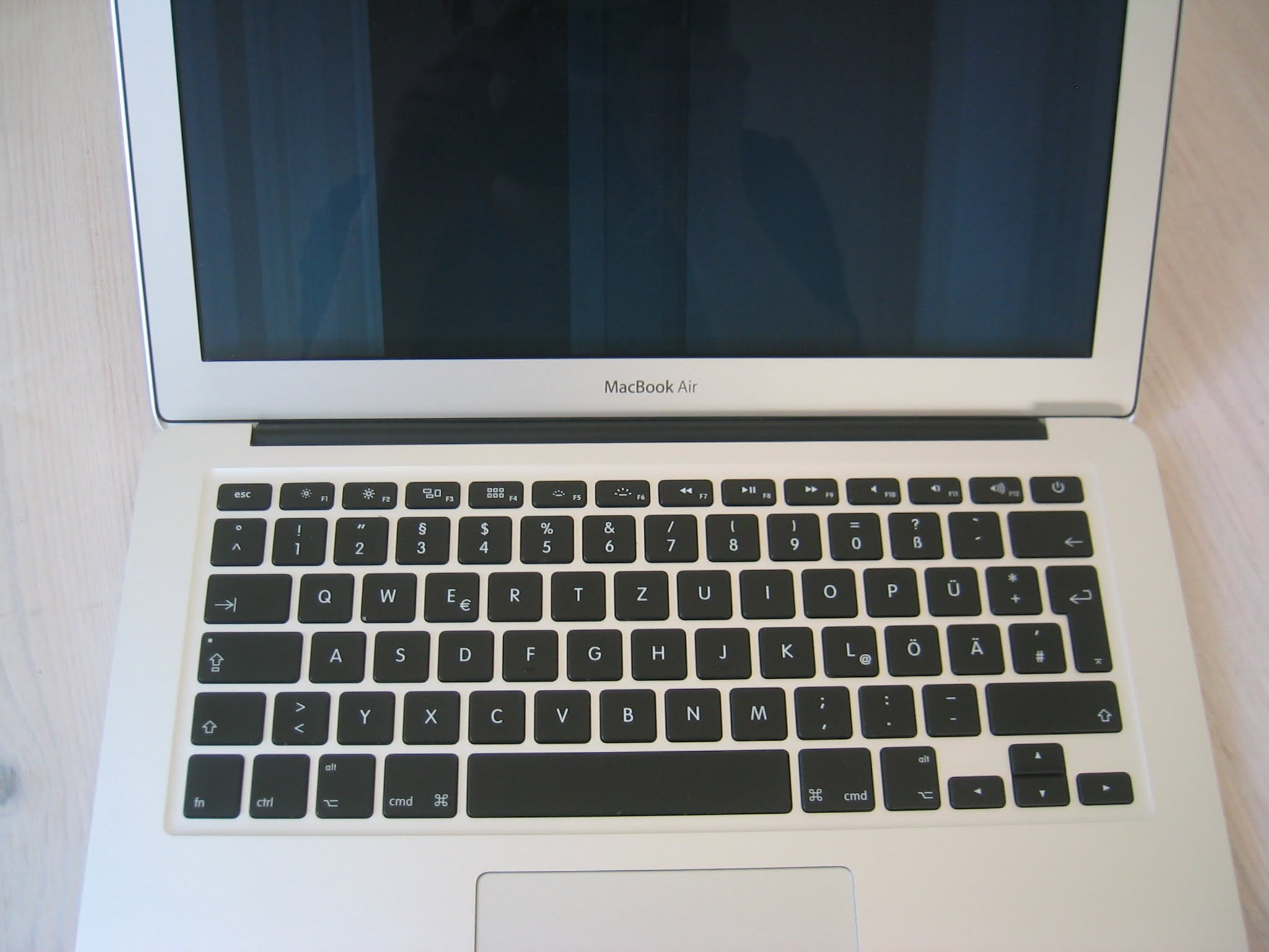 Kulanz bei Apple am Beispiel eines MacBook Air mit defektem Display