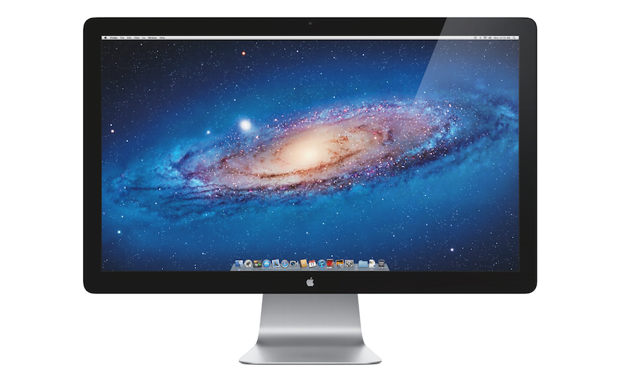Review: Apples Thunderbolt Display im Test