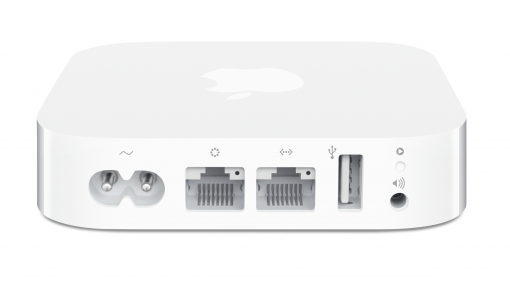 Apple AirPort Express Ports
