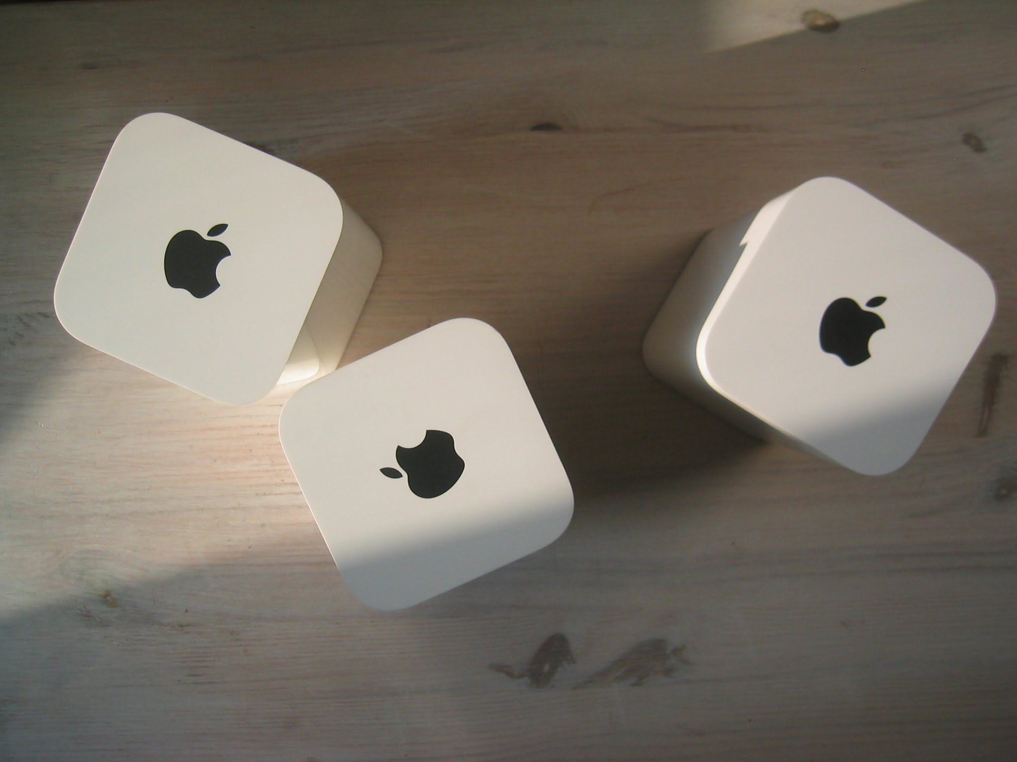 Review: Apples AirPort Extreme ac WLAN-Router im Test