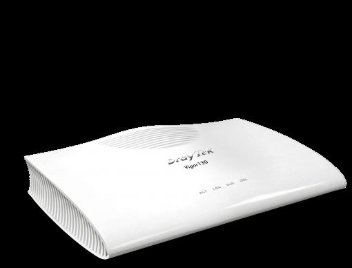 DrayTek Vigor 130 ADSL VDSL2 Modem