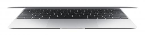 MacBook flach