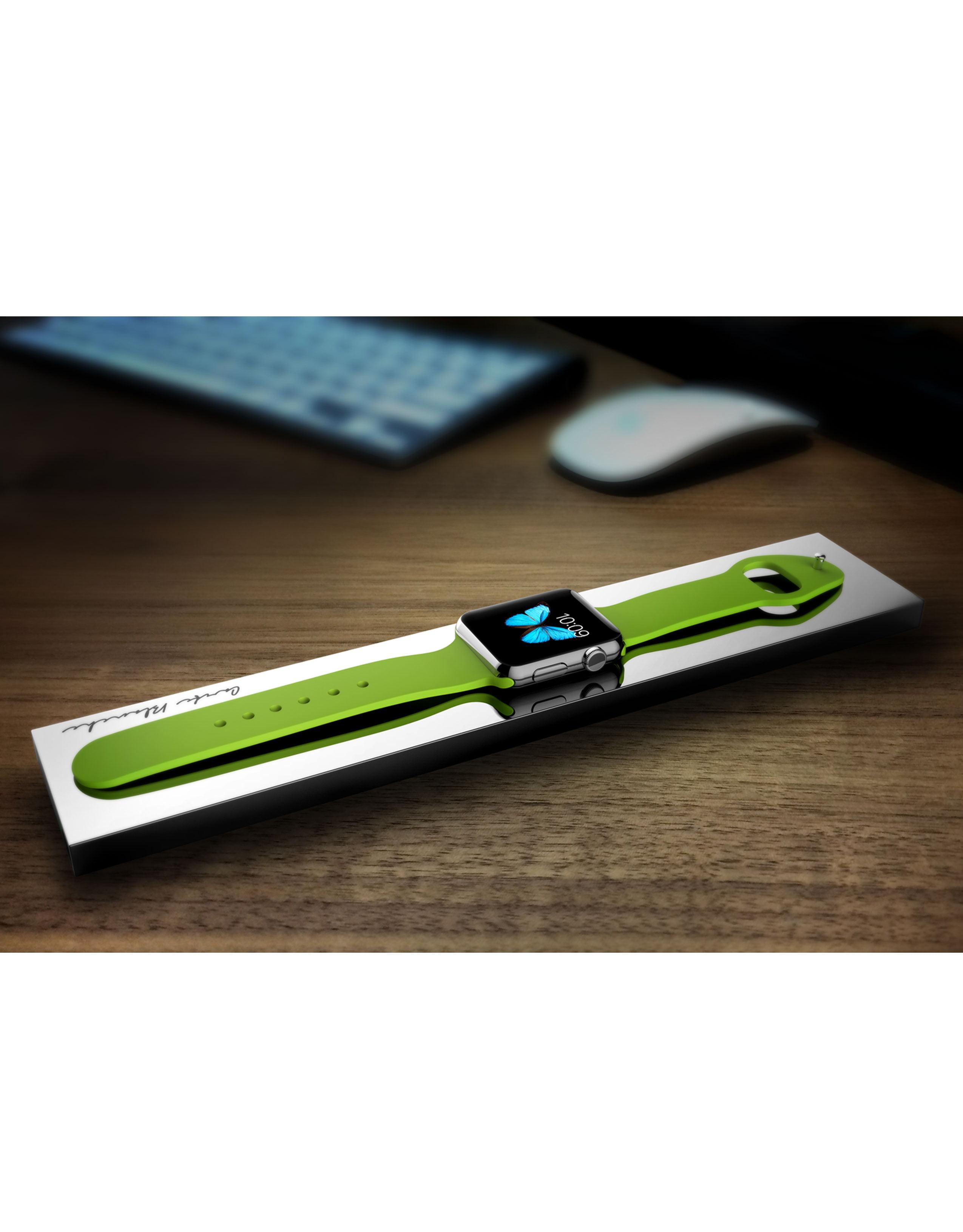 Boostcase Bloc Power Bank für die Apple Watch
