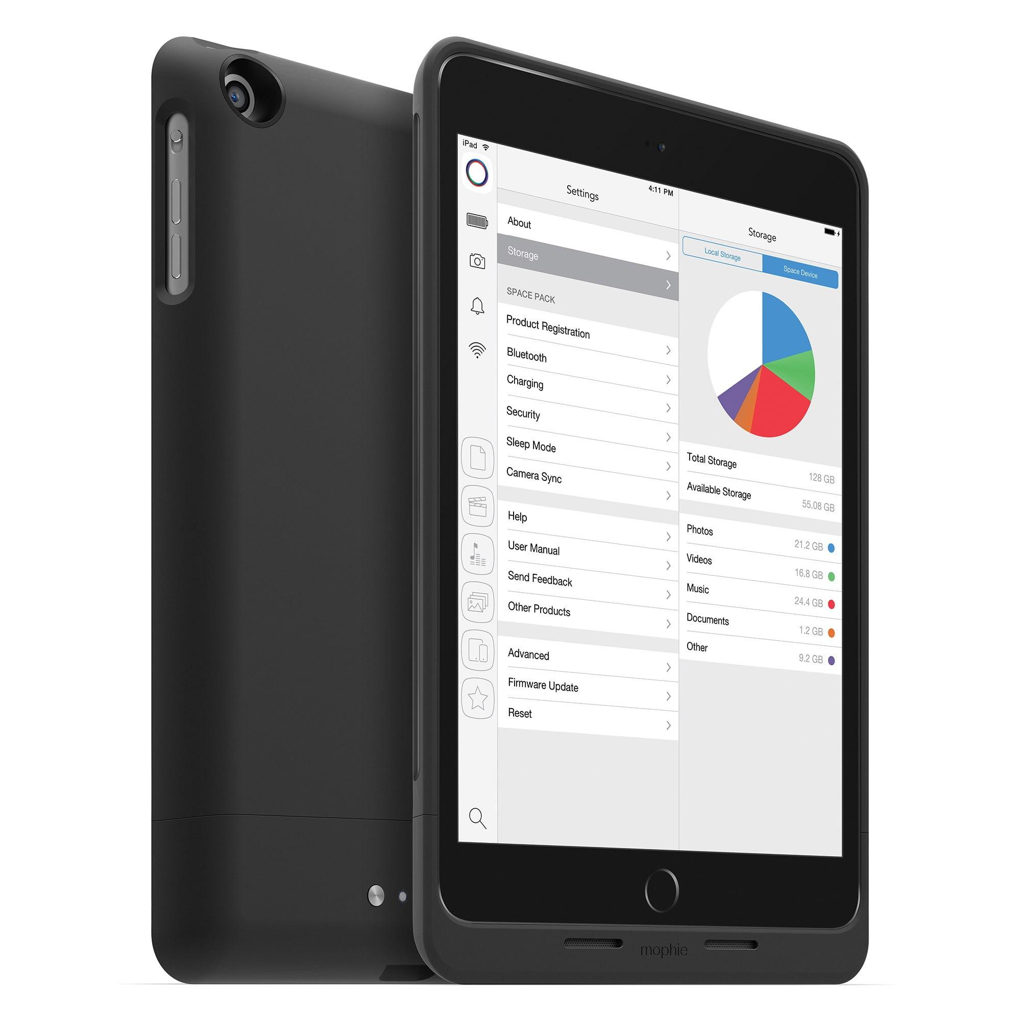 mophie Space Packs: Jetzt auch für das iPad mini