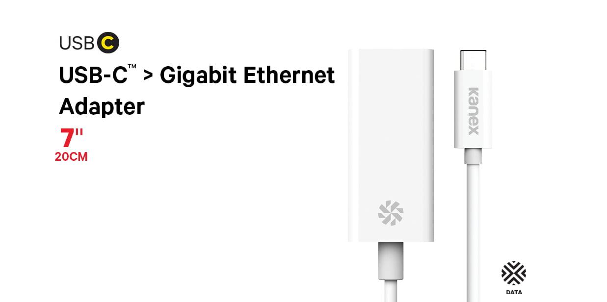 kanex stellt Kabel für USB-C Anschluss vor