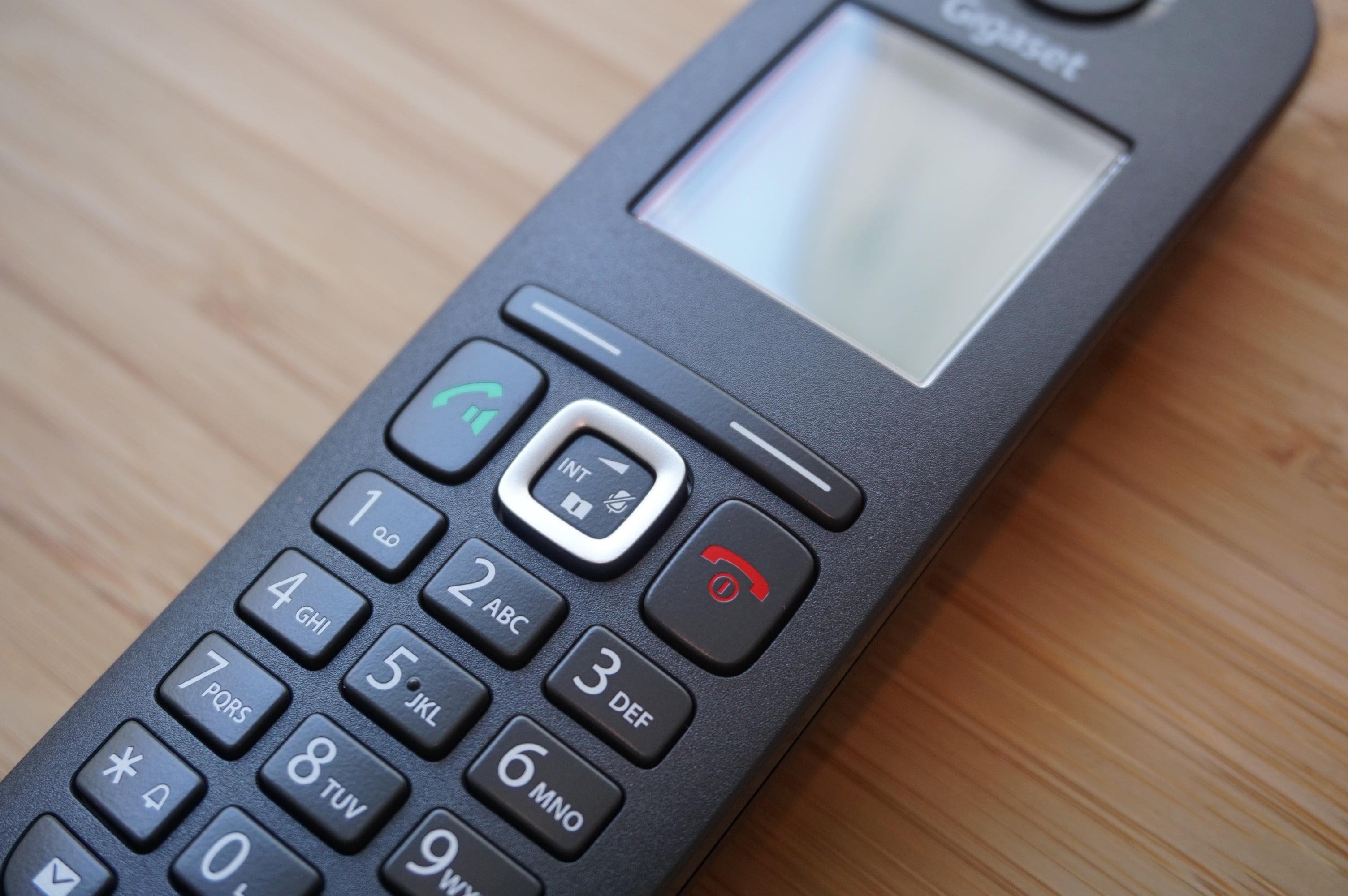 Review: Gigaset A540 CAT Voip IP Telefon im Test