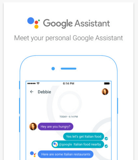 Google Allo Messenger. Snowden sagt: Finger weg!
