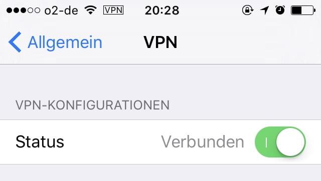 Mac und iPhone: VPN einrichten und sichere Verbindungen in offenen WLANs nutzen