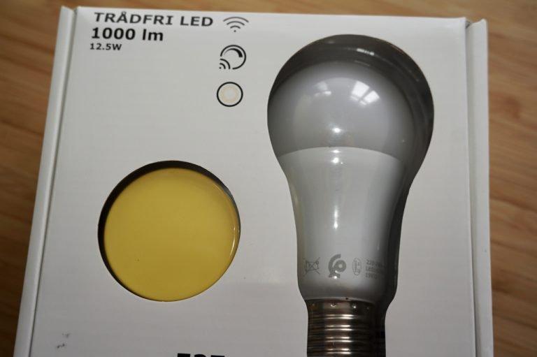 Homekit Review: Ikea TRADFRI Lampe, Dimmer und Hub im Test