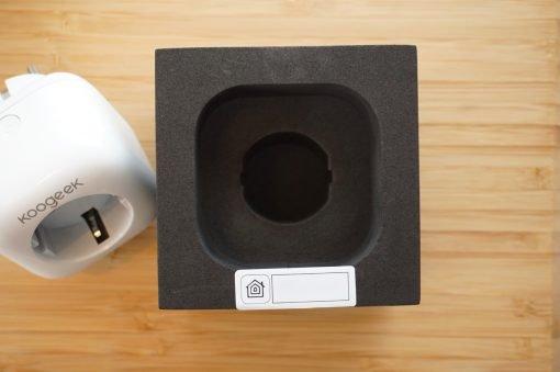 Koogeek Homekit Smart Plug Schaum