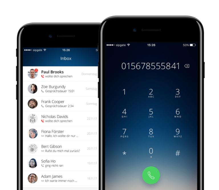 Satellite App: Kostenlose Mobilfunknummer ohne SIM-Karte