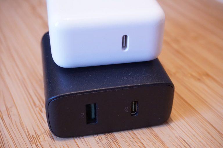 Review: Aukey 46 Watt USB-C & USB-A Ladegerät im Test