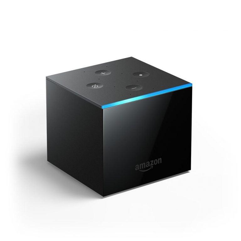 Alexa für den Fernseher: Amazon stellt Fire TV Cube vor