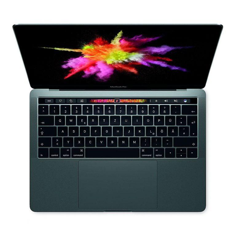 Deal: MacBook Pro mit Touch Bar zum Preis des Basismodells