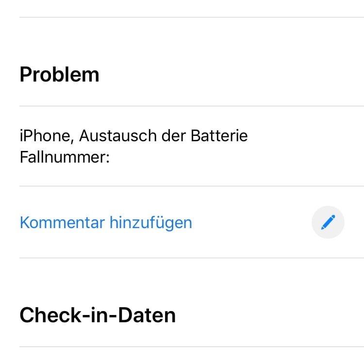 Tipp: Lasst dieses Jahr noch Euren iPhone Akku austauschen!