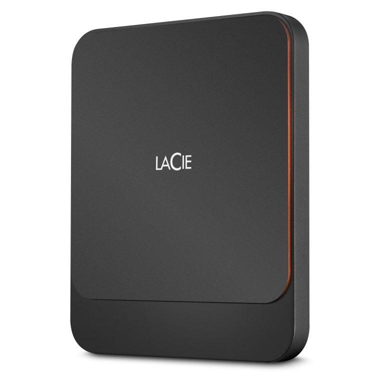 LaCie Portable SSD: Mit USB-C Anschluß und bis 2 TB Kapazität