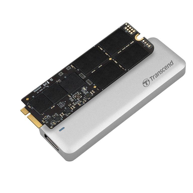 Transcend JetDrive 850 SSDs für Mac schaffen jetzt 1.600 MB/s