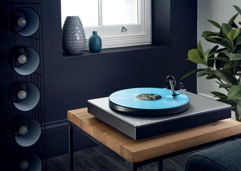 Plattenspieler mit Bluetooth aptX-HD Übertragung: Cambridge Audio ALVA TT