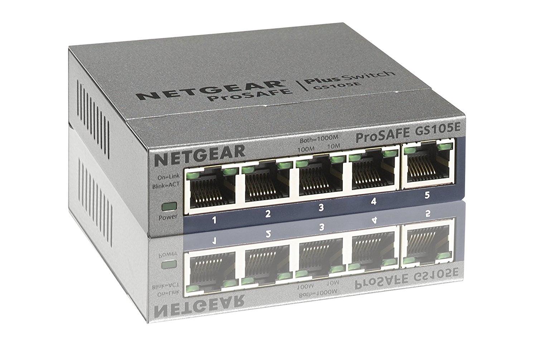 Switche 1 - 2,5 Gbit/s