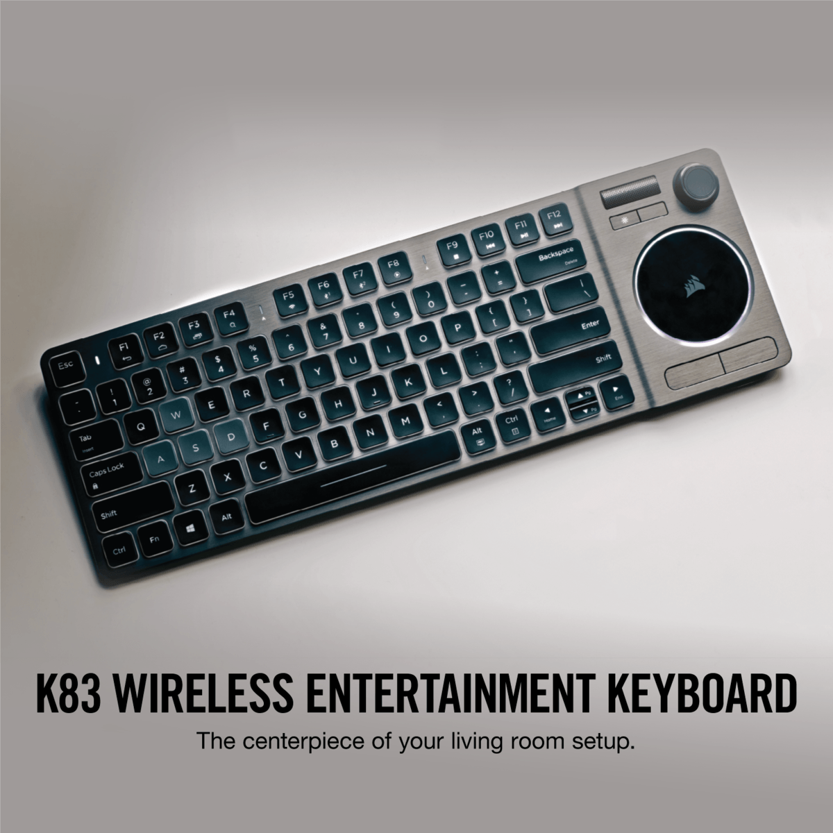 tastatur corsair k83 apple tv