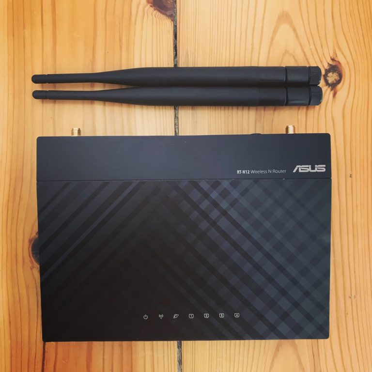 Review: Asus RT-N12 WLAN n Router im Test