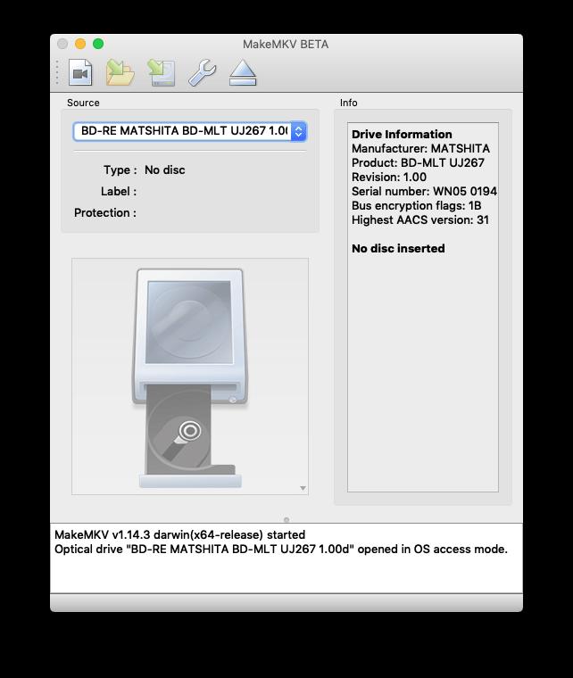 Blu-Rays auf dem Mac rippen und abspielen