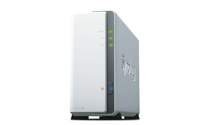 Review: Synology DS115j vs. DS119j im Test