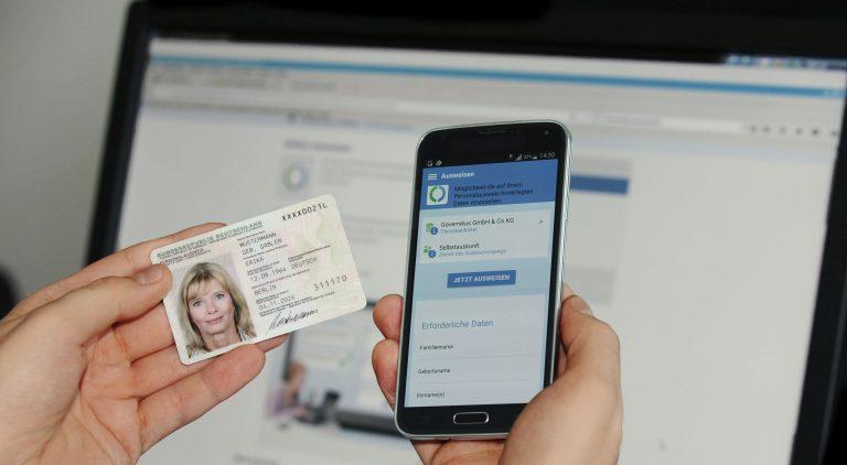 Online Personalausweis auf dem iPhone mit iOS 13 möglich