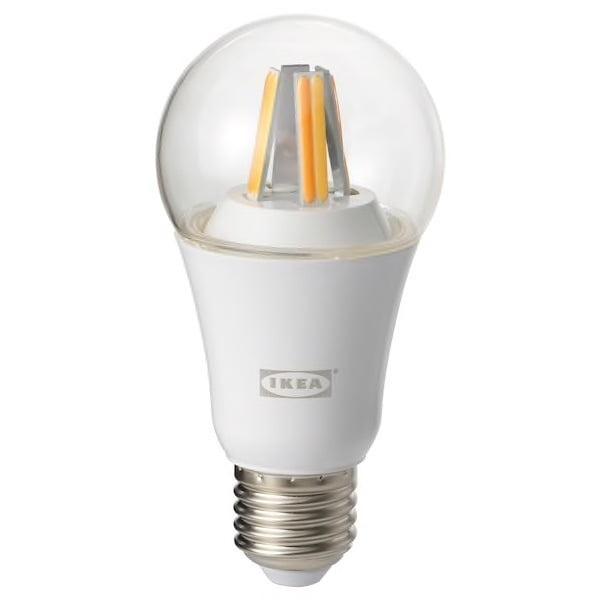 Neue LED Lampen von Ikea Tradfri: Filament Design und Leuchtpanels