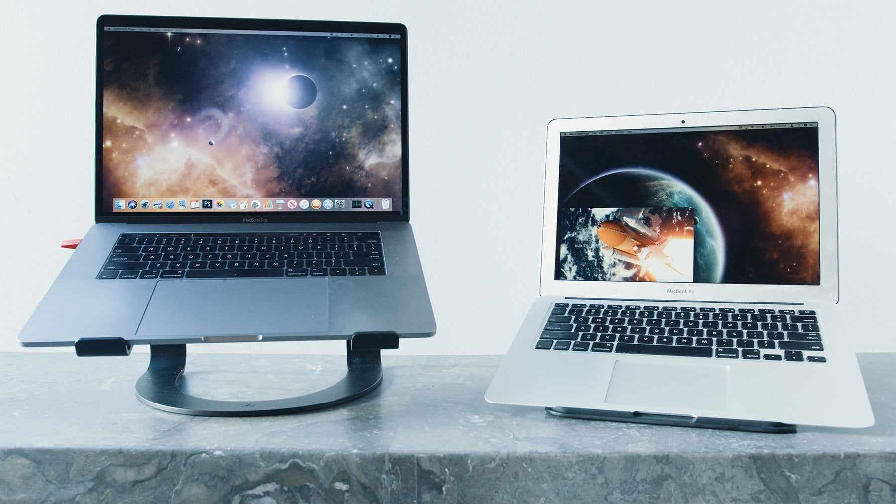 old mac as second display