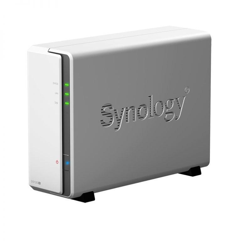 Synology DS120j mit doppelt so viel RAM wie DS119j