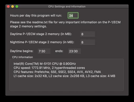 Prime95 Cpu Stress Test