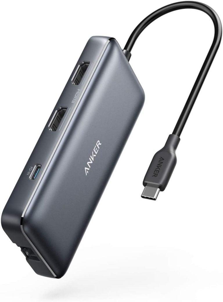 Anker PowerExpand 8-in-1 USB-C Hub mit 100 Watt Power Delivery