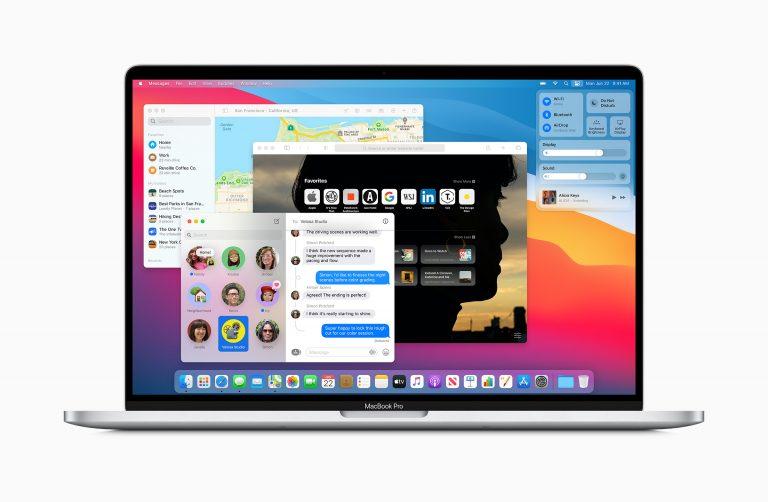 macOS Big Sur: ARM Prozessoren, HomeKit: Open Source