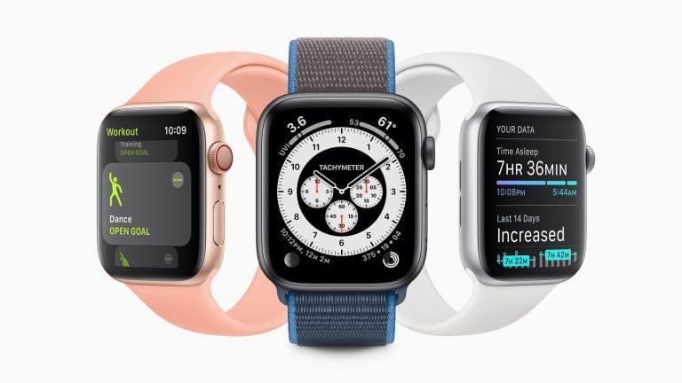 AirPods mit Spacial Audio, Apple Watch mit Sleep Tracking