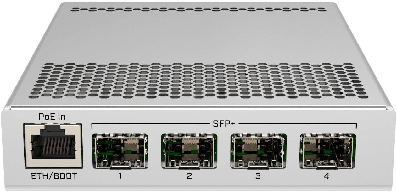 MikroTik CRS305 1G 4SIN 10 Gbit Switch SFP