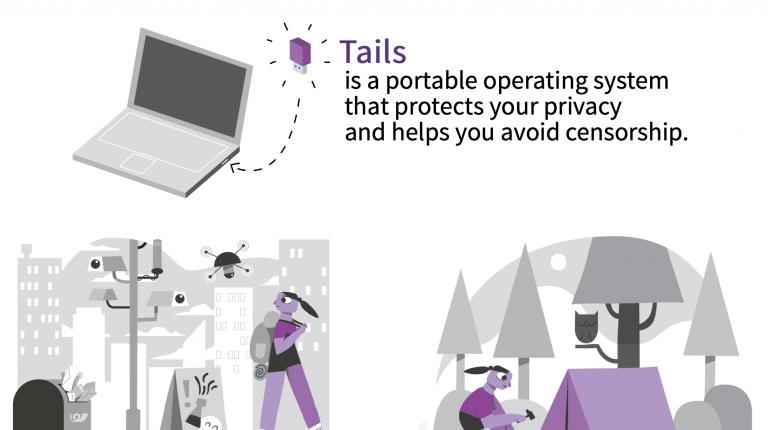 Tor Tails: Anonym surfen mit Betriebssystem auf USB-Stick