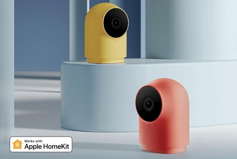 Xiaomi Aqara G2H HomeKit Kamera mit integriertem Hub
