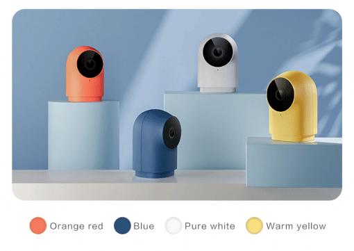 Xiaomi Aqara Kamera G2H Zigbee Hub