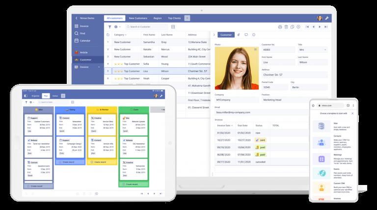 Ninox Datenbank in Version 3.0 erschienen