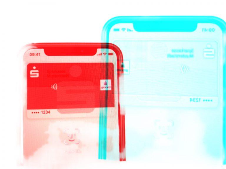 Apple Pay möglich für Girocard bei deutschen Sparkassen