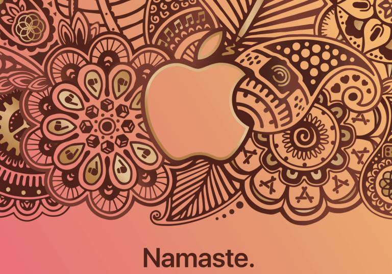 Indischer Apple Online Store verfügbar